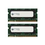 iRAM Series 8GB PC3-10600 DDR3 SODIMM KIT (2RX8) (2X4GB)