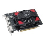 ASUS R7250-1GD5-V2 - Graphics card - Radeon R7 250 - 1 GB GDDR5 - PCIe 3.0 - DVI, HDMI, DisplayPort R7250-1GD5-V2