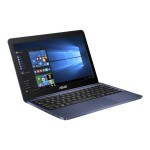 "Vivobook E200HA-US01 - Atom x5 Z8300 / 1.44 GHz - Win 10 Home 64-bit - 2 GB RAM - 32 GB eMMC - 11.6"" 1366 x 768 ( HD ) - HD Graphics - 802.11ac, Bluetooth - dark blue"