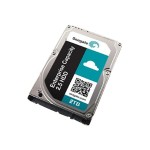 "Enterprise Capacity 2.5 HDD ST2000NX0273 - Hard drive - 2 TB - internal - 2.5"" SFF - SAS 12Gb/s - NL - 7200 rpm - buffer: 128 MB ( pack of 40 )"