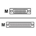 Serial RS-449 cable ( DTE ) - 26 pin Smart Serial (M) to DB-37 (M) - 10 ft - refurbished - for P/N: HWIC-4A/S-RF, HWIC-4T-RF, NM-CEM-4SER-RF, SPA-4XT3/E3, WIC-2T= PRO, WIC-2T-OEM=