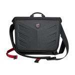 "ROG Ranger Messenger - Notebook carrying case - 15.6"" - black"