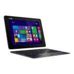 "Transformer Book T100HA-C4 - Tablet - with keyboard dock - Atom x5 Z8500 / 1.44 GHz - Win 10 Home 64-bit - 4 GB RAM - 64 GB eMMC - 10.1"" IPS 1280 x 800 - HD Graphics - light blue"