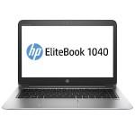 """EliteBook 1040 G3 - Core i7 6500U / 2.5 GHz - Win 7 Pro 64-bit - 8 GB RAM - 512 GB SSD - no ODD - 14"""" 2560 x 1440 ( WQHD ) - HD Graphics 520 - 802.11ac, Bluetooth"""