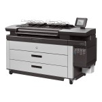 """PageWide XL 4500 MFP - 40"""" multifunction printer - color - ink-jet - Roll (35.98 in x 656 ft) (original) - Roll (40 in x 656 ft) (media) - up to 12 ppm (printing) - 2 rolls"""