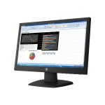 "HP Inc. v223 - LED monitor - 21.5"" (21.5"" viewable) - 1920 x 1080 Full HD (1080p) - TN - 200 cd/m² - 600:1 - 5 ms - DVI-D, VGA - black - promo V5G70A6#ABA"