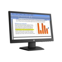 "HP Inc. V194 - LED monitor - 18.5"" (18.5"" viewable) - 1366 x 768 - TN - 200 cd/m² - 600:1 - 5 ms - VGA - Smart Buy V5E94A6#ABA"