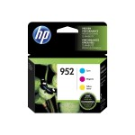 952 - 3-pack - yellow, cyan, magenta - original - blister - ink cartridge - for Officejet Pro 7740, 8210, 8710, 8715, 8720, 8725, 8728, 8730, 8740, 8745