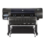 "HP Inc. DesignJet T7200 Production Printer - 42"" large-format printer - color - ink-jet - Roll (42 in) - 2400 x 1200 dpi - up to 1327.2 sq.ft/hour - USB, Gigabit LAN - government F2L46B#BCB"
