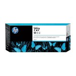 HP Inc. 727 - 300 ml - dye-based gray - original - DesignJet - ink cartridge - for DesignJet T1530, T2530, T930 F9J80A