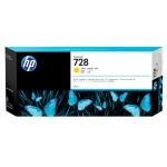 728 - 300 ml - yellow - original - DesignJet - ink cartridge - for DesignJet T730, T830