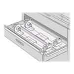 Media drawer and tray - 2 rolls in 1 tray(s) - for PageWide XL 4000, 4500, 5000, 8000