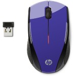 HP Inc. X3000 Wireless Mouse - Purple K5D29AA#ABA
