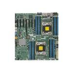 SUPERMICRO X10DRH-iT - Motherboard - extended ATX - LGA2011-v3 Socket - 2 CPUs supported - C612 - USB 3.0 - 2 x 10 Gigabit LAN - onboard graphics - for SC732 D4F-903B, i-865B; SC743 TQ-1200B; SC826 BE1C-R920LPB; SC835 TQ-R920B