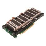 NVIDIA Tesla M60 - GPU computing processor - 2 GPUs - Tesla M60 - 16 GB GDDR5 - PCIe 3.0 x16 - fanless - for ProLiant DL380 Gen9, XL250a Gen9