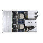 "RS700-E8-RS4 V2 - Server - rack-mountable - 1U - 2-way - RAM 0 MB - SATA - hot-swap 3.5"" - no HDD - AST2400 - GigE - no OS - monitor: none"