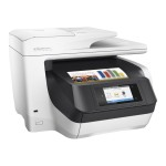 HP Inc. Officejet Pro 8720 All-in-One - Multifunction printer - color - ink-jet - Legal (8.5 in x 14 in) (original) - A4/Legal (media) - up to 37 ppm (copying) - up to 37 ppm (printing) - 250 sheets - USB 2.0, LAN, Wi-Fi(n), USB host, NFC M9L75A#B1H