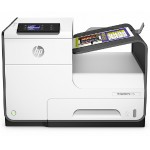 PageWide Pro 452dw - Printer - color - Duplex - page wide array - A4/Legal - 1200 x 1200 dpi - up to 55 ppm (mono) / up to 55 ppm (color) - capacity: 500 sheets - USB 2.0, LAN, Wi-Fi(n), USB 2.0 host