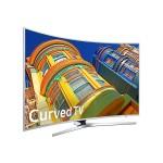 "UN65KU6500F - 65"" Class ( 64.5"" viewable ) - KU6500 Series curved LED TV - Smart TV - 4K UHD (2160p) - direct-lit LED"