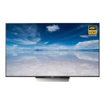 "Sony FWD-55X850D - 55"" Class ( 54.6"" viewable ) - BRAVIA Pro LED display - with TV tuner - digital signage - 4K UHD (2160p) - edge-lit, frame dimming FWD55X850D"
