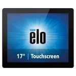 "Open-Frame Touchmonitors 1790L - LED monitor - 17"" - open frame - touchscreen - 1280 x 1024 - 250 cd/m² - 800:1 - 5 ms - VGA, DisplayPort - black"