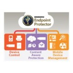 Endpoint Protector Device Control, Content Aware Protection & Mobile Device Management - Subscription license (1 year) - 1 client - Win, Mac, Android, iOS