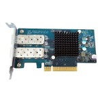 LAN-10G2SF-MLX - Network adapter - 10 Gigabit SFP+ x 2 - for  TS-879, TS-EC880, TVS-471, TVS-671, TVS-871