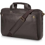Smart Buy 17.3 Executive Brown Leather Top Load