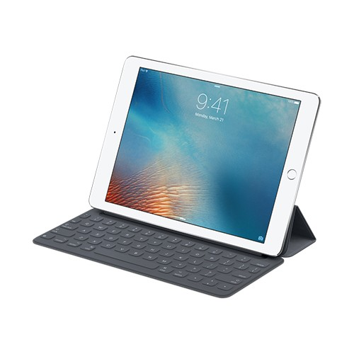 Smart - Keyboard and folio case -  Smart connector - for 9.7-inch iPad Pro