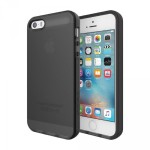 Incipio NGP Flexible Impact Resistant Case for iPhone SE - Translucent Black IPH-1439-TBK
