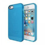 NGP Flexible Impact Resistant Case for iPhone SE - Translucent Blue