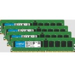 32GB Kit (4 x 8GB) DDR4-2133 RDIMM