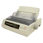 Microline 320 Turbo - Printer - monochrome - dot-matrix - Letter - 240 x 216 dpi - 9 pin - up to 435 char/sec - parallel, USB, serial
