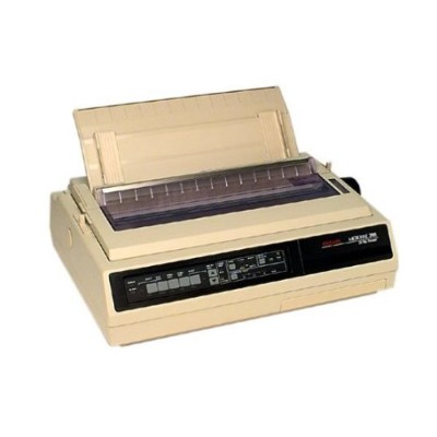 OkiMICROLINE 395C 24-Pin Color Dot Matrix Printer(62410601 )