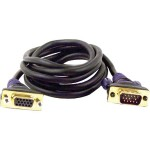10 ft. Gold Series VGA/SVGA Monitor Extension Cable