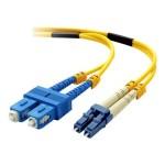 Network cable - LC/PC single-mode (M) to SC/PC single-mode (M) - 6.6 ft - fiber optic - B2B