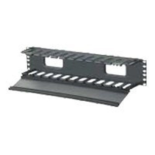 Panduit PatchLink Horizontal Cable Manager - cable management panel - 1U