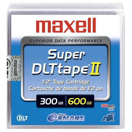 Maxell Super DLT tape II - Super DLT x 1 - 300 GB - Storage media