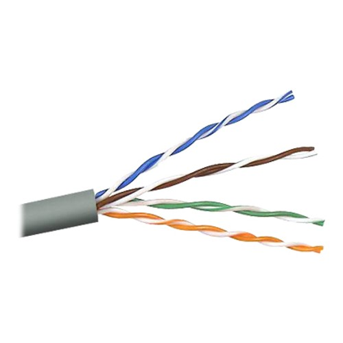 Belkin Cat 5 Bulk Cable Stranded,PVC Jacket,4Pr. 250''''