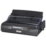 MICROLINE 421 Dot Matrix Printer - Black