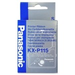 Panasonic Print cartridge - 1 x black KXP115