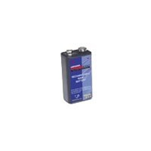 Lenmar NoMEM PRO 1pc 9V 160mAh Nickel Metal Hydride Battery