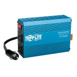 TrippLite 375W PowerVerter Ultra-Compact Car Inverter with 2 Outlets PV375