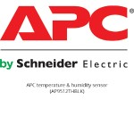 APC Temperature & Humidity Sensor AP9512THBLK