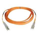 16ft Duplex Multimode 50/125 Fiber Optic Patch Cable LC-LC 5 meter