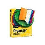 IBM Lotus Organizer - ( v. 6.1 ) - box pack - 1 user - CD - Win - English International AN01TIE