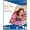 Epson 8.5 x 11 inch Photo Paper Glossy - 20 Sheets