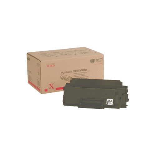 Xerox Black High-Capacity Print Cartridge for Phaser 3450
