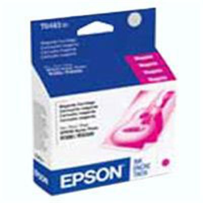 Magenta Ink Cartridges for Epson Stylus Photo Printers