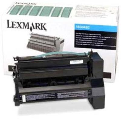 Lexmark Cyan High Yield Return Program Print Cartridge for C752/C762 (15G042C )